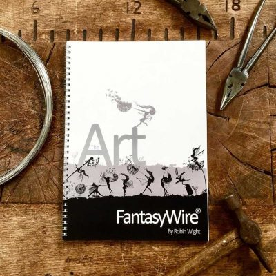The art of FantasyWire Book