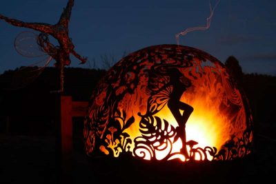 Fantasy Fire Pit