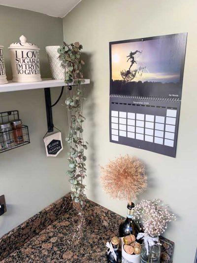 FantasyWire 2020 Calendar