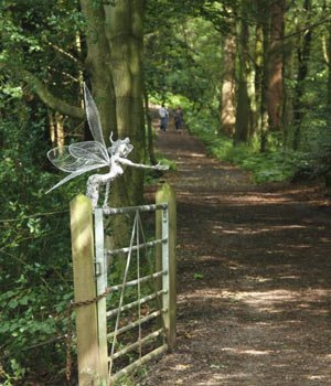 Trentham Fairy Trail Fairy 1