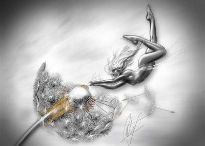 Dont Let go artwork
